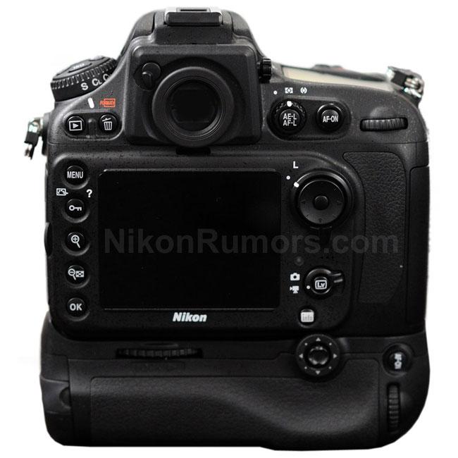Nikon D800 DSLR