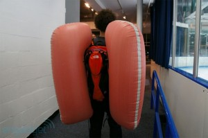 North Face Avalanche Airbag Safety System