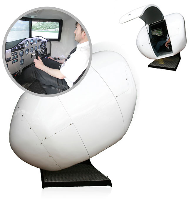 OVO-4 Home Flight Simulator
