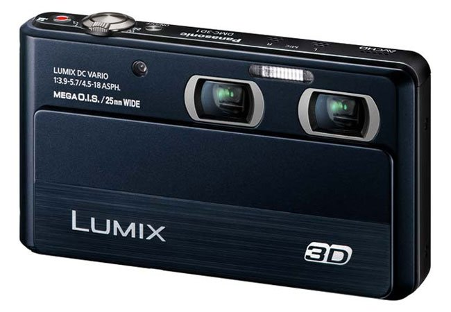 Panasonic Lumix-DMC-3D1