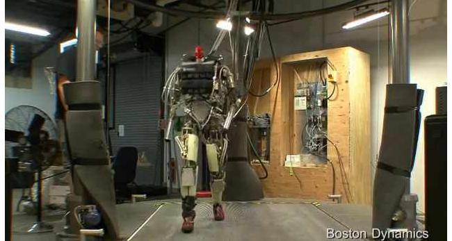 Petman Robots