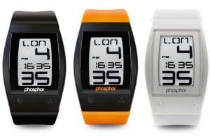Phosphor World Time Sport watch