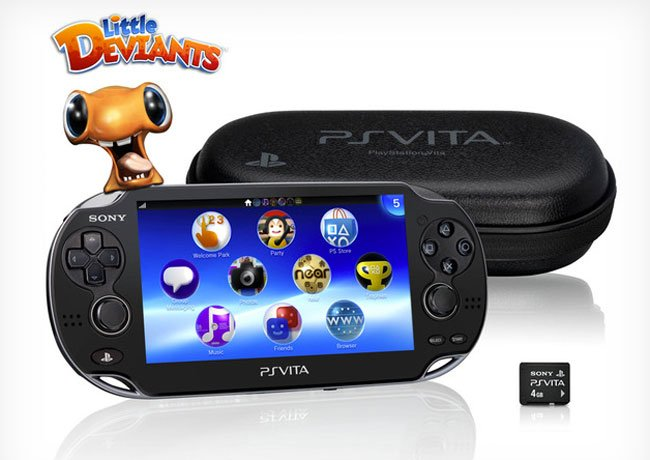 PlayStation Vita First Edition Case Unveiled