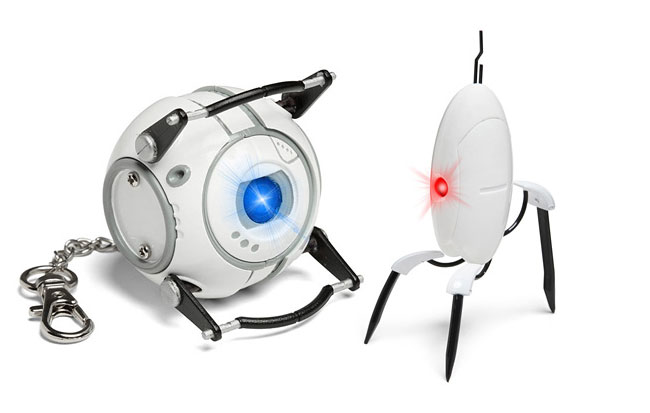Portal LED Flashlights