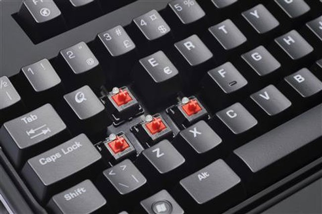 QPAD MK-85 gaming keyboard
