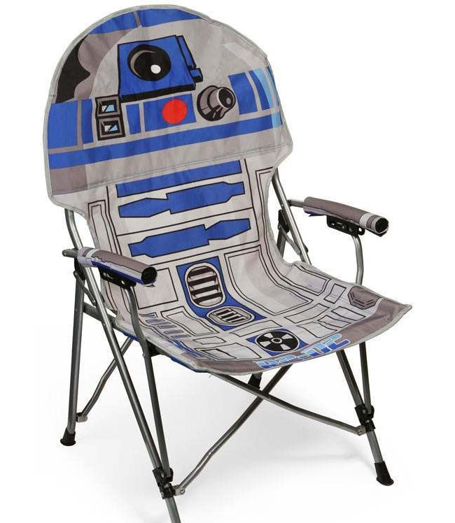 Ho Hum Check Out This R2 D2 Folding Armchair
