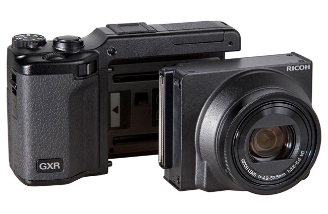 Ricoh GXR  Zoom Module Unveiled