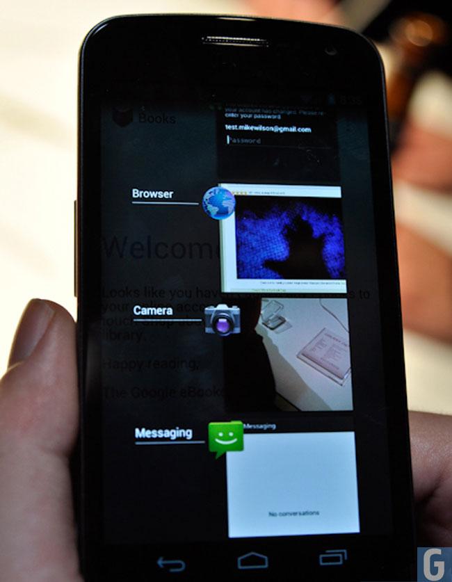 Samsugn Galaxy Nexus