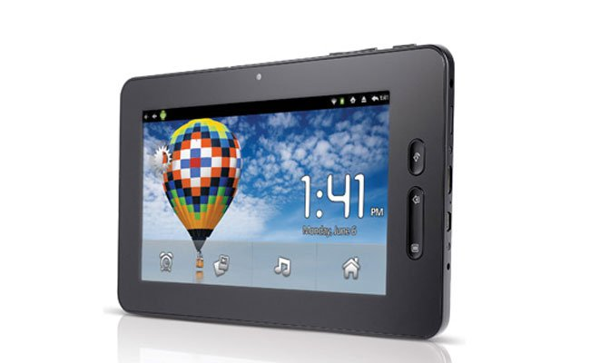 Scroll Excel Budget Android Tablet
