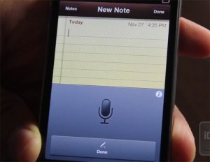 Siri0us Brings Siri Dictation To Jailbroken iOS 5 Devices (video)