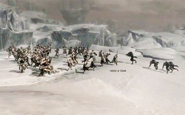 Awesome Massive Skyrim Battles Created (video)