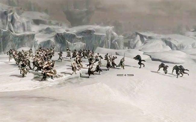 Skyrim Battles