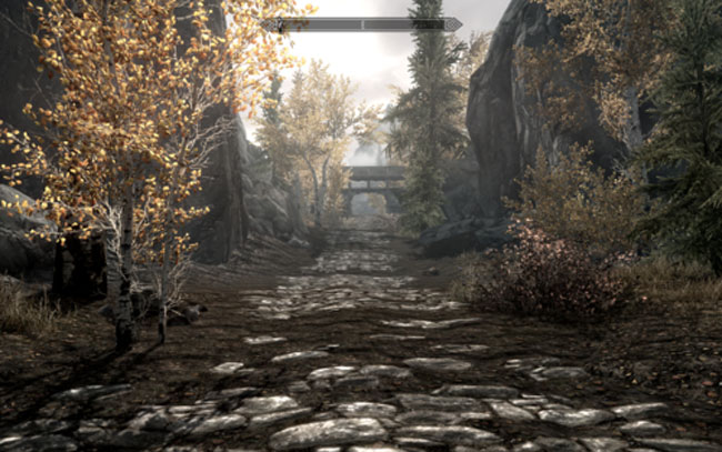 Skyrim Secret Gate