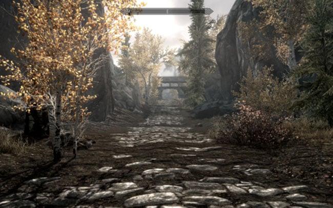 Skyrim Secret Gate