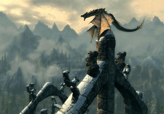 Skyrim PS3 Update