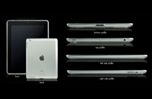 SofShell iPad 2 Anti Slip Case, Sticks To A Porsche At 60mph (video)