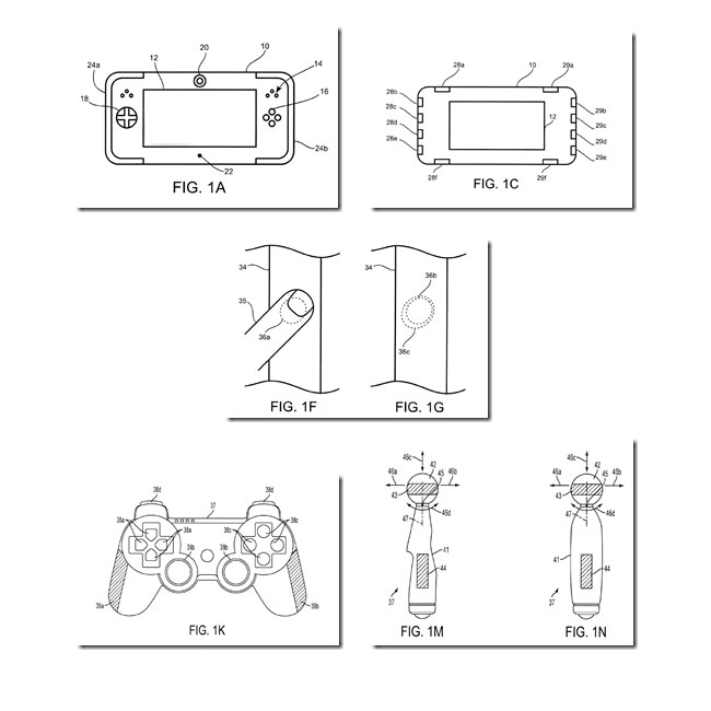 Sony Biometric Controllers