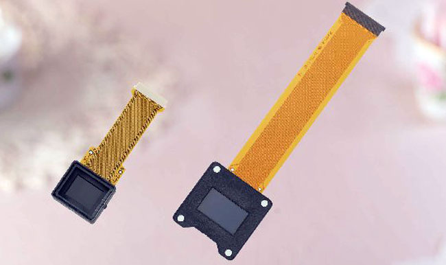 Sony Announces 720p OLED Micro Display