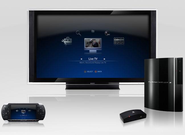 Sony Web Based TV