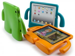 Speck iGuy iPad 2 Children's Case Keeps Your iPad Safe