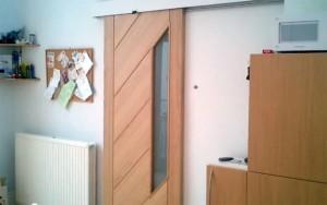 Star Trek Automatic Kitchen Door
