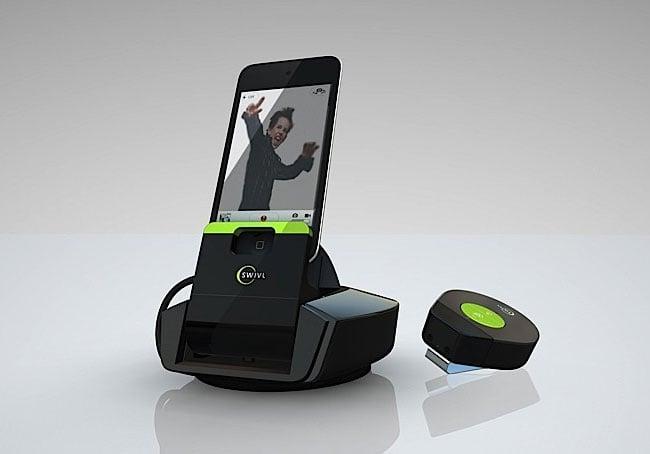 Swivl Motion Tracking iPhone Camera Dock
