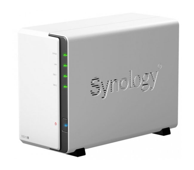 Synology DS212j NAS Server