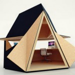 Tetra Shed, The Modular Home Office For Your Garden