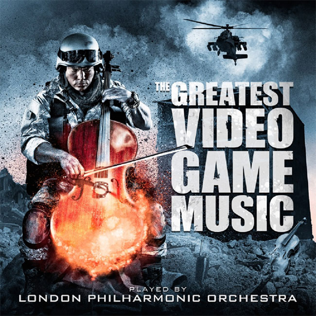 The Greatest Video Game Music Performed by London Philharmonic Orchestra