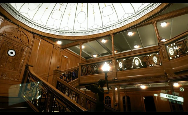 Titanic CryEngine 3