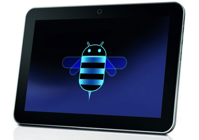 Toshiba AT200 Android Tablet Coming January 2012