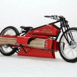 Twin Jet Engine Harley Davidson