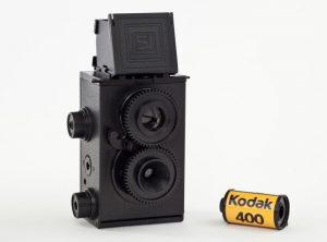 The DIY Twin Lens Camera Kit