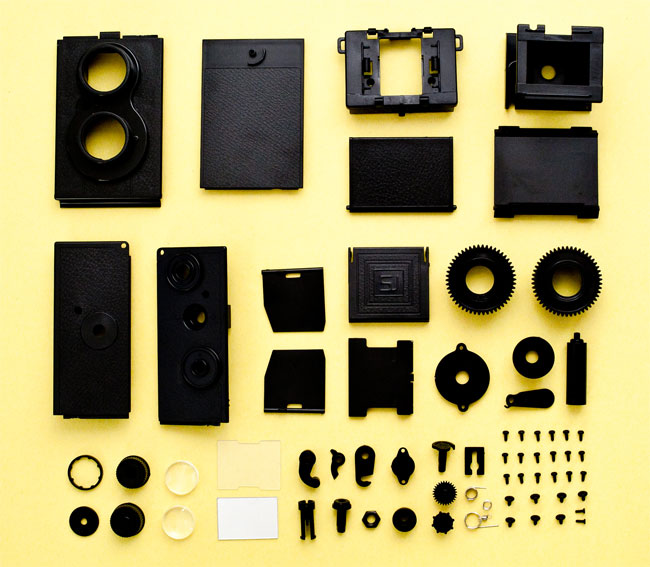 The DIY Twin Lens Camera Kit