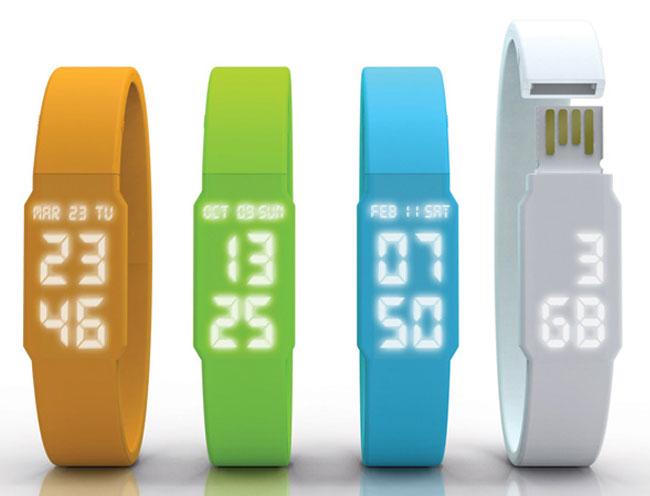USB Watch Concept