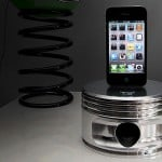 WWII Plane Engine Parts iPhone Dock