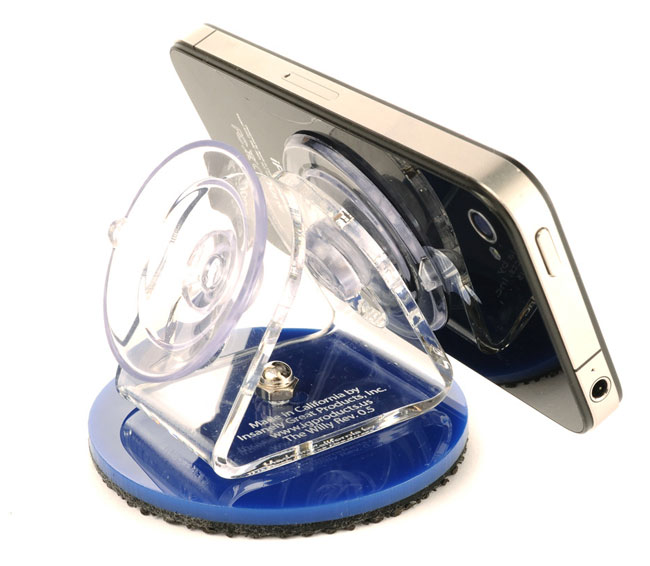 Willy iPhone stand