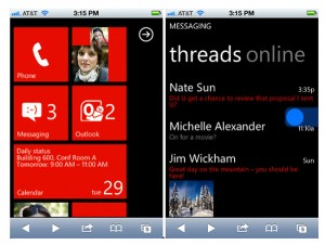Microsoft Launch Windows Phone 7 Demo For iOS And Android Devices