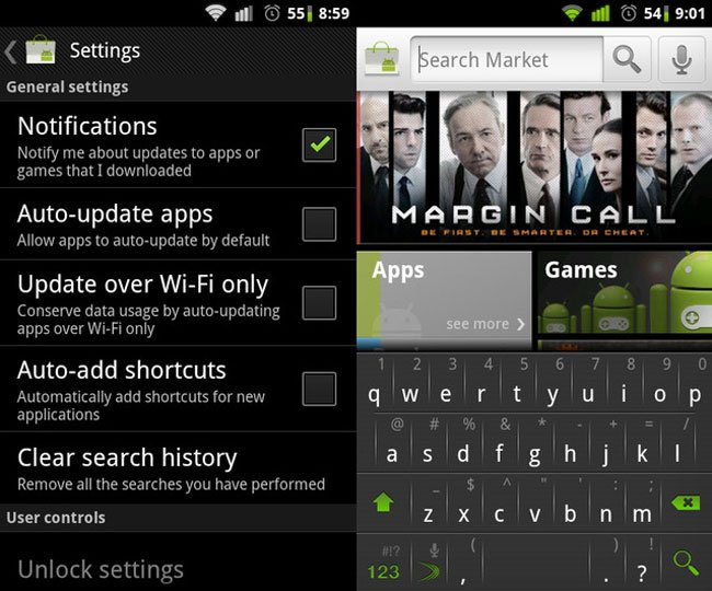 Best non market android apps 2011