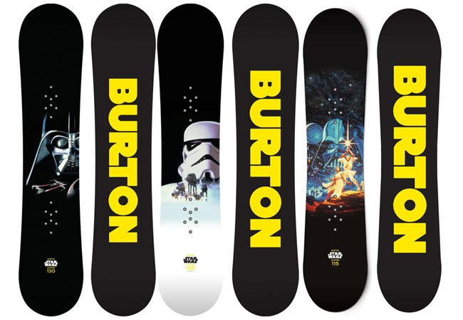 Burton Star Wars