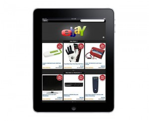 eBay iPad App Update, Now Lets You View Items Related To What Your Watching On TV (video)