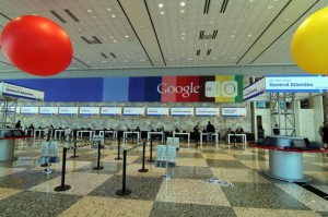 Google's I/O Developer Conference Moved To June 2012