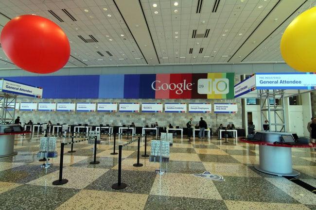 Google's I/O Developer Conference