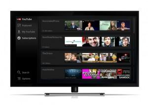 Google TV YouTube