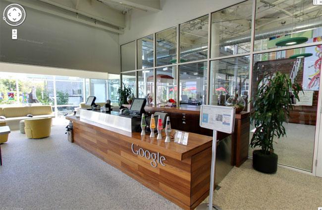 Google Office Hq