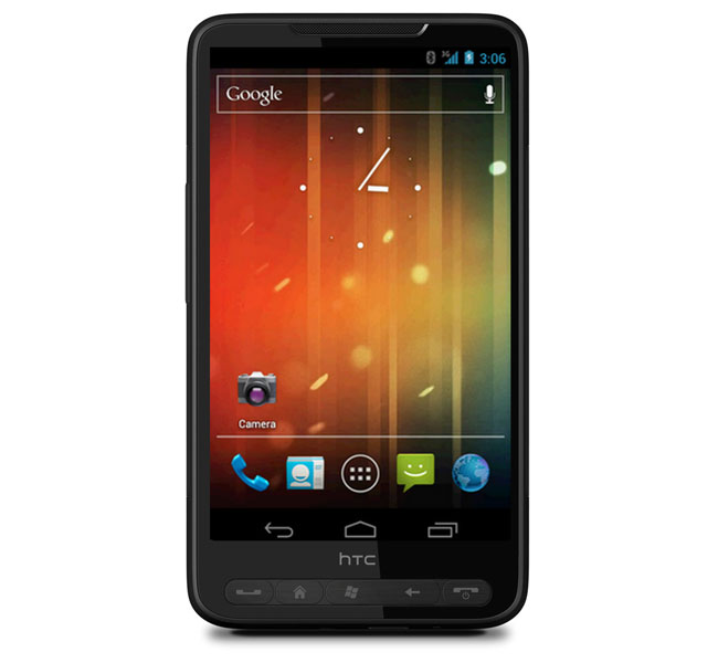 HTC HD2 Gets Android 4.0 ICS Port