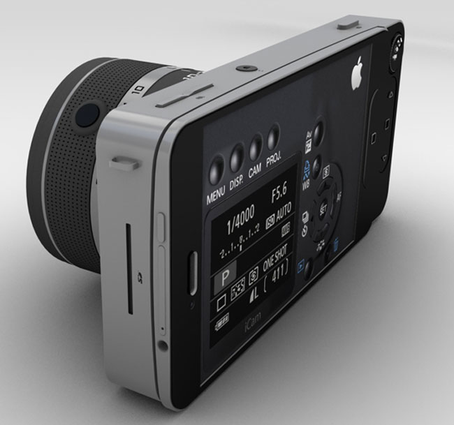 iCam iPhone Case