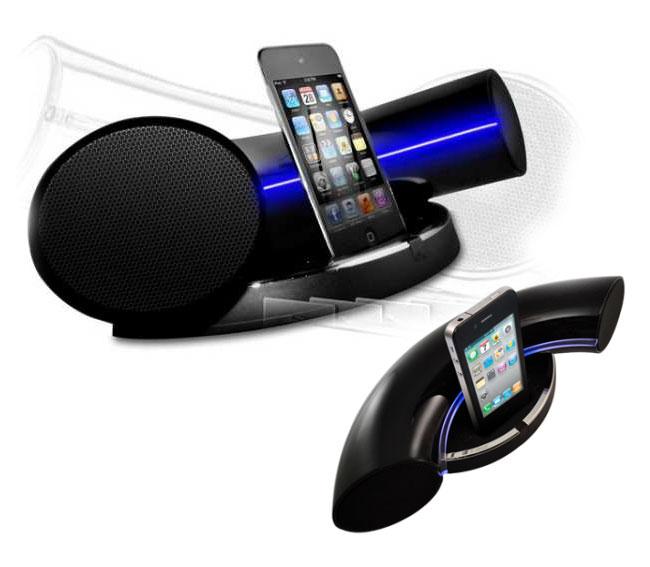iKurv iOS Speaker Dock