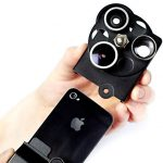 iPhone Lens Dial Case