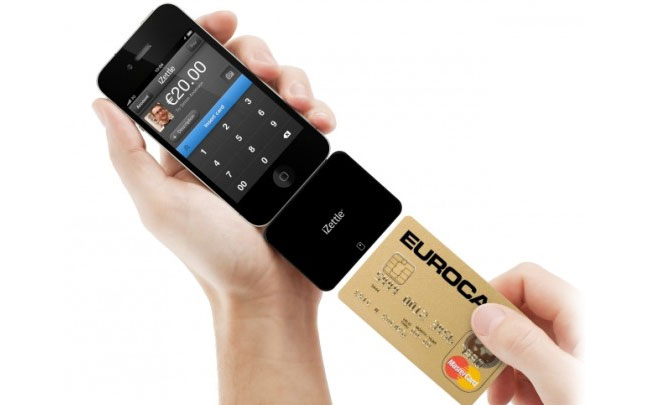 iZettle Payment Service Unveils Rival iOS Application To Square (video)
